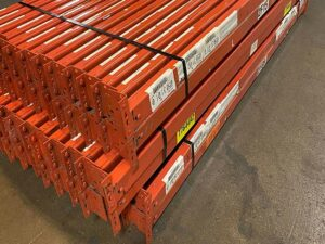 used banded rails ready for sell