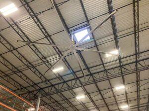 big used ceiling warehouse fan